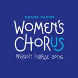 Grand Rapids Women's Chorus Logo