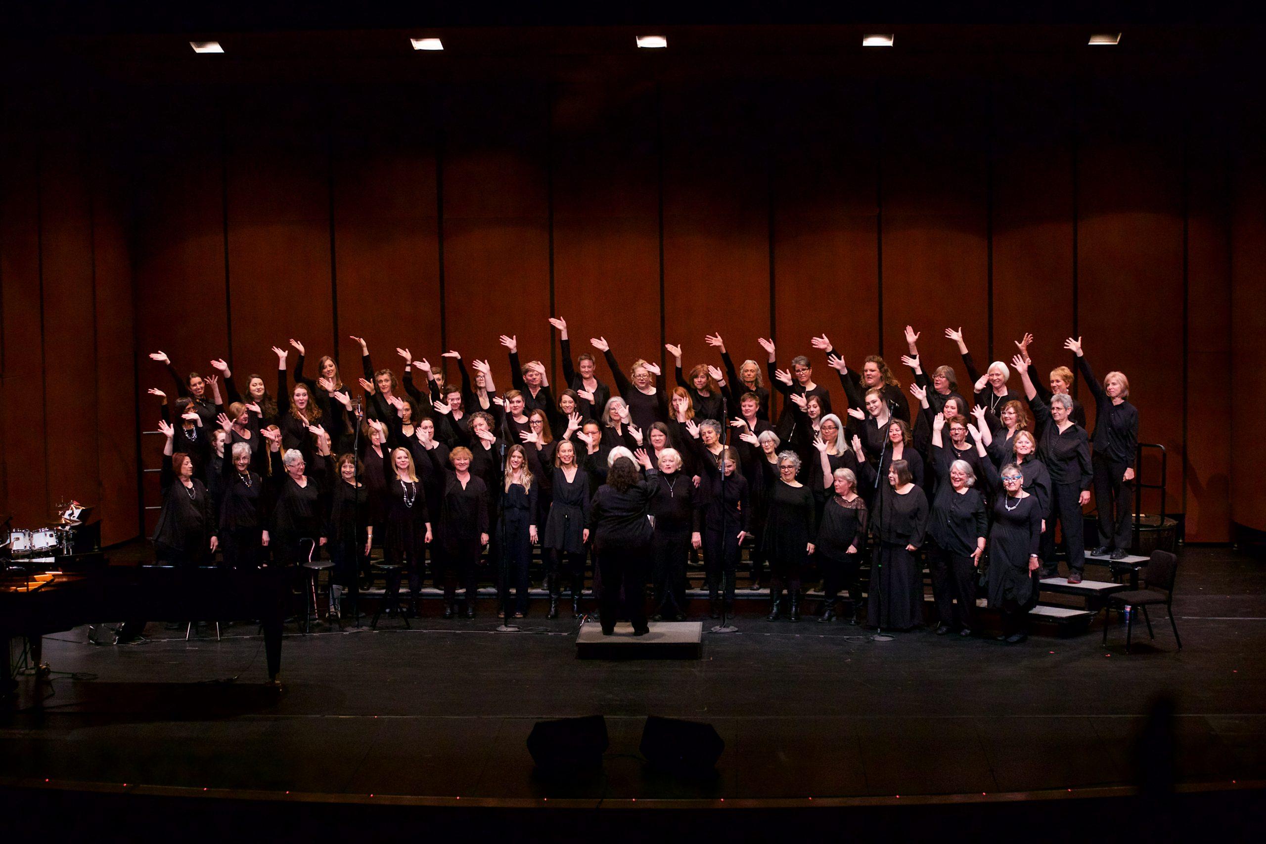 Grand Rapids Women's Chorus Full